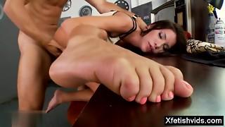 Foot Fetish Sex Episode