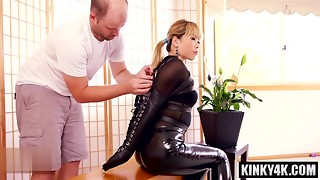Slavery Fetish Of Oriental Mother I'd like to fuck