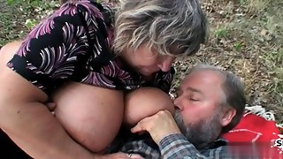 Arousing youthful playgirl hard sex with older rod