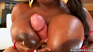 Swarthy angel acquires filled with cream_jadafire