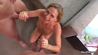 MILF point of view Kyra