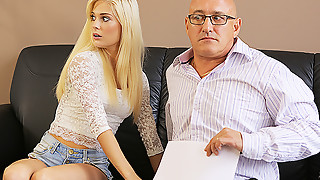 DADDY4K. Gracious 18-year-old tries lascivious intimacy with boyfriend