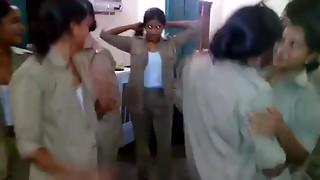 indian Ganda dance Wardi
