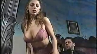 Hot sweetheart in classic porn episode