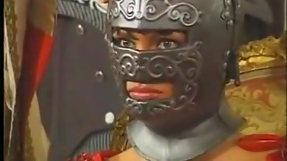 Lady in the steel mask with breathtaking pornstar Anita Blond (1998)