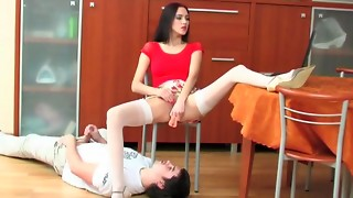 Let's Have a fun A Lustful Russian Students Homemade Sodomy Sex Clip