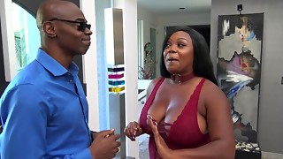 Ebony ebon 10-Pounder loving mommys in hardcore compilation feat. butt slam sex, trio..