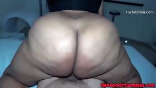 TRUE Large BUM Chunky Beauty