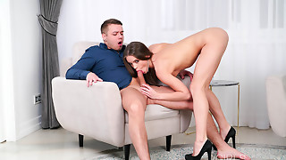 Deluxe Rimjob - GIRLSRIMMING - Evelina Darling