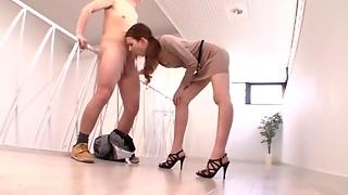 Rola Takizawa Juvenile Japanese in three-some porn