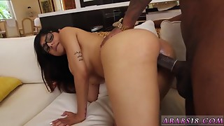 Muslim butt screw 1st time My Large Darksome 3some Sex