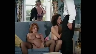 Vintage large knockers step mamma I´d like to screw hard sex