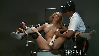 S&m XXX Sinless subs are slapped up bound up and drilled up