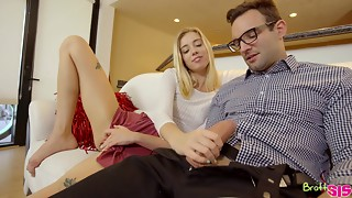 bro and sis acquire laid whilst Cougar at home