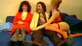 A Classic Trio Sex Scene From Uncommon Adult Clip