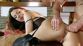 Maria Belucci is having hardcore anal sex screw with juvenile fellow