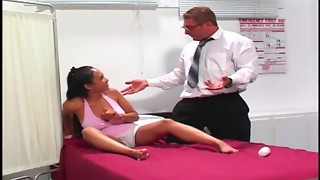 Burly Office Manager Comes To Professional Thai Bitch