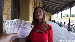 Czech Street Amateur - Aged Elena
