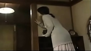 Japanese Love Story - Wife Cheating with Spouse Little Brother