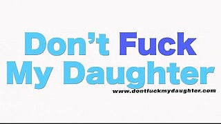DON'_T Shag MY DAUGHTER - Teenie Holly Hendrix Has Arse stab Pleasure Dad'_s Ally