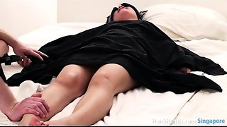 Sexy Little Oriental Squirts THIRTEEN Times..! Mad Pinay in Real Non-professional..