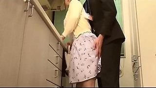 Japanese Wife Acquires Drilled Behind Husbands Back [Full Movie: JavHeat.com/51AOe]
