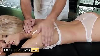 (Emma Hix, Keiran Lee) - Emma Acquires All Oiled - Brazzers