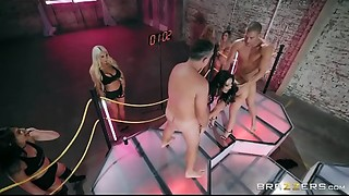Abode 3 Finale - (Bridgette B, Gina Valentina, Karma Rx, Lela Star, Nicolette Shea,..