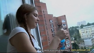 Hot-teen Vol 8 &quot_Full Movie&quot_ Pretty Russian gals 18-year-old, they perform in..