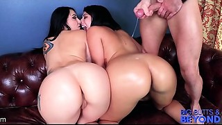 Large Booties &amp_ Beyond 6 -Mandy Muse &amp_ Valentina Jewels -House of Fyre