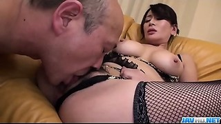 Mind boggling scenes of xxx Japanese with Rei Kitajima - Greater amount at javhd.net