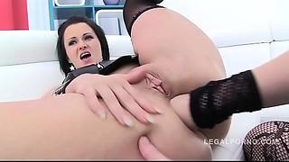 Large gazoo doxies Proxy Paige &_ Bella Diamond fist assholes &_ make 'em gape