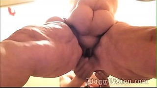 FULL Movie 56y Anal invasion Wife GILF Wide Thighs BBW Amber Connors