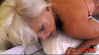 My Girlfriends Mommy II balls unfathomable in her rectal hole  Sally D'_angelo