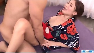 Kaori Maeda deals younger knobs in the one and the other her holes  - Greater amount at..