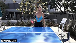 Team fuck Real MILFs  Alexis Fawx flashing &amp_ engulfing wang pooside