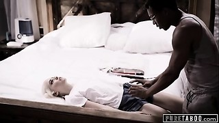 PURE TABOO Blind Young slut Tricked into IR Creampie by Fake Doctor