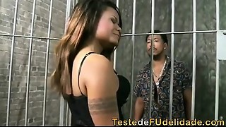 Sexo dentro do x&iacute_lindr&oacute_ com arrombador de cofre