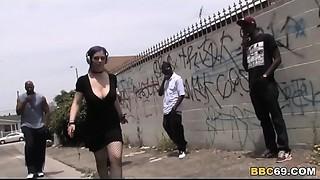 Larkin Love Dark Ramrod Group-sex
