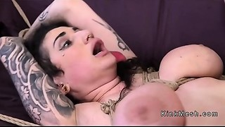 Large booty alt thrall anal dance drilled servitude