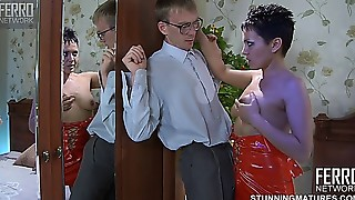 Russian Mature Mother I'd like to fuck Viola - Stunnigmatures