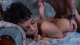 anal-copulation with russian aged hooker