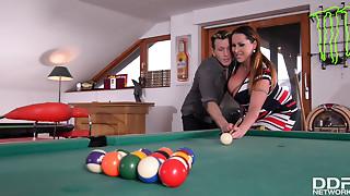 Laura Orsolya (Cum Covered Cleavage) 1080p