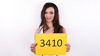 CZECH Casting - 1st Arse stab session Adela (3410)