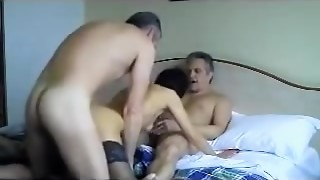 Homemade three-some vids compilations 03