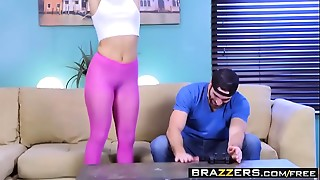 Brazzers - Brazzers Exxtra - Abella Danger Charles Dera and Tommy Gunn -  Sybian Gamer..
